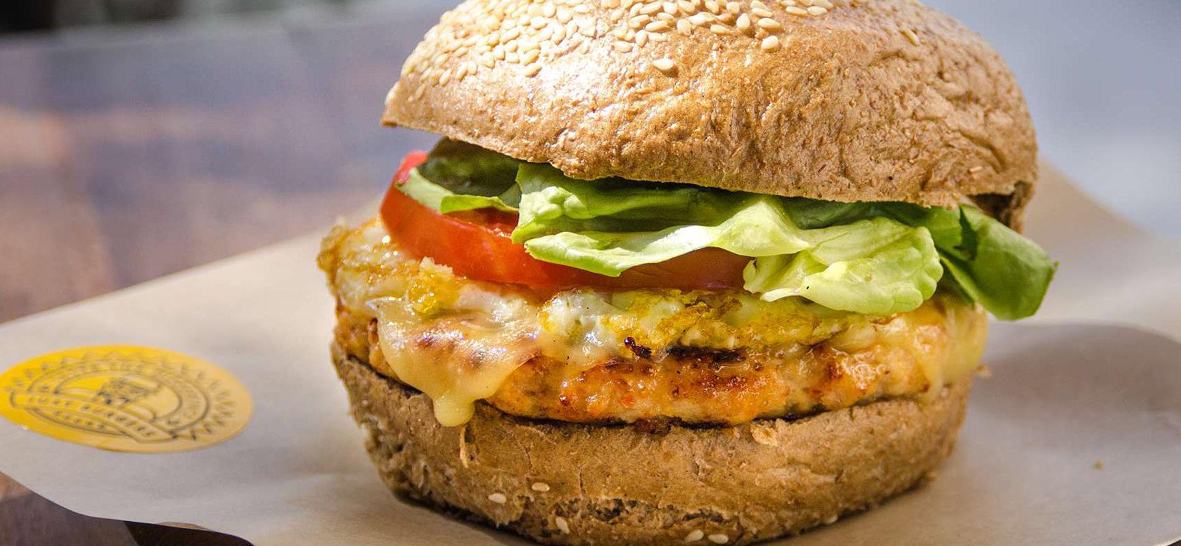burger γλυφαδα